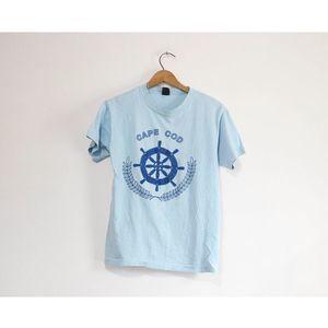 Vintage Cape Cod Massachusetts T Shirt